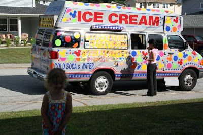 Funny Days From A to Z: Search results for Ice cream truck