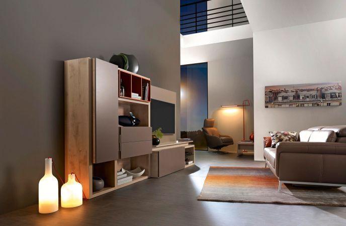 Mobilier salon ambiance preface fabricant de meubles for Gautier meuble tv