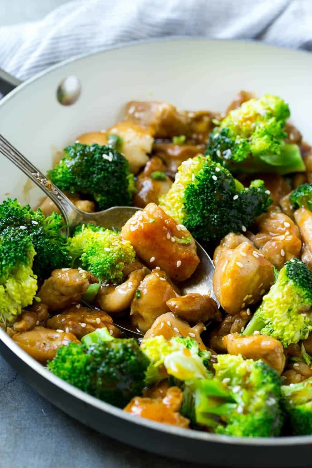 Chicken And Broccoli Stir Fry Recipe Broccoli Stir Fry Healthy Chinese Recipes Chicken Broccoli Stir Fry