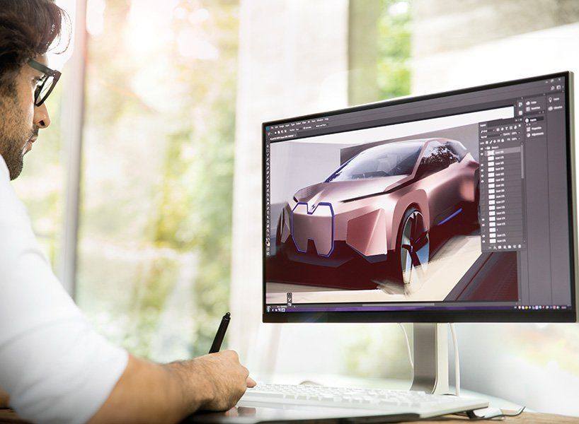 BMW vision iNEXT car recreates the familiarity of my