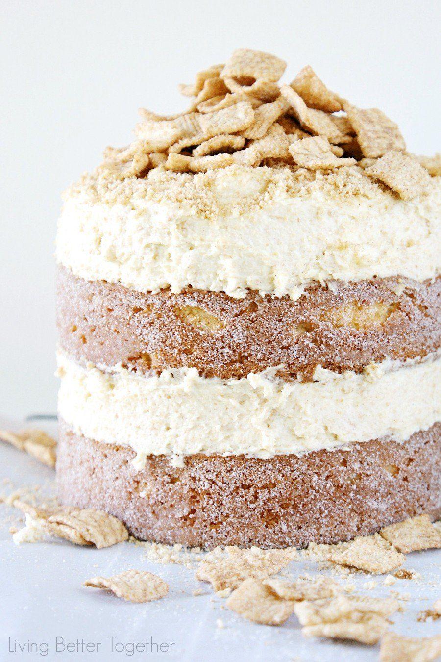 Cinnamon Toast Crunch Cake   Sugar and Soul