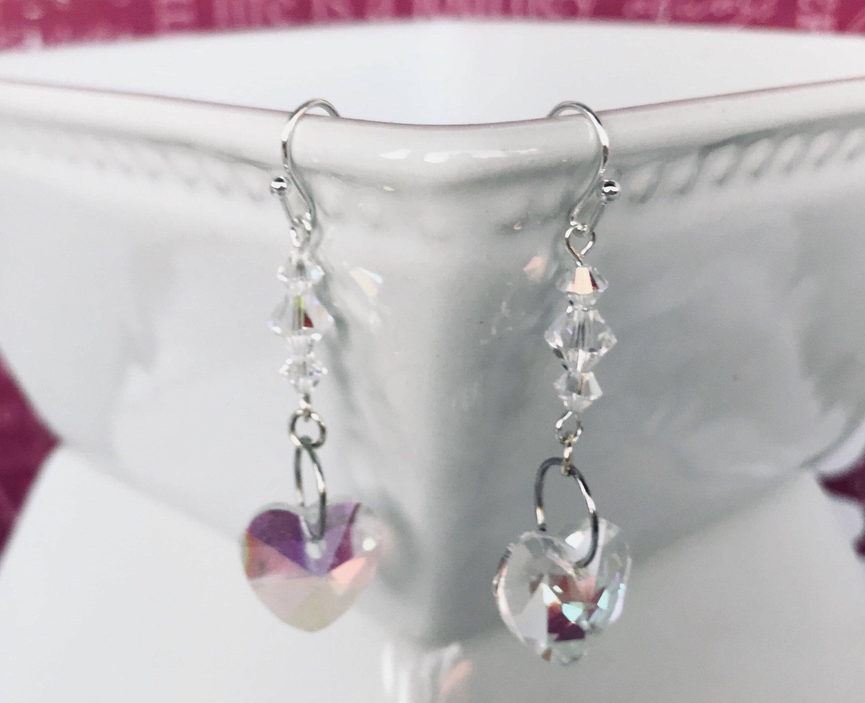 A Personal Favorite From My Etsy Https Swarovski Crystal Earringsjewelry