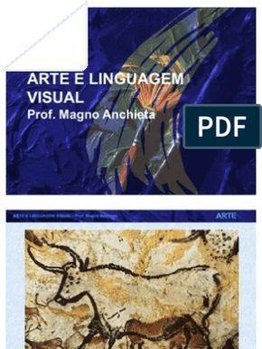 Arte Linguagemvisual Magno Aulas De Artes Visuais