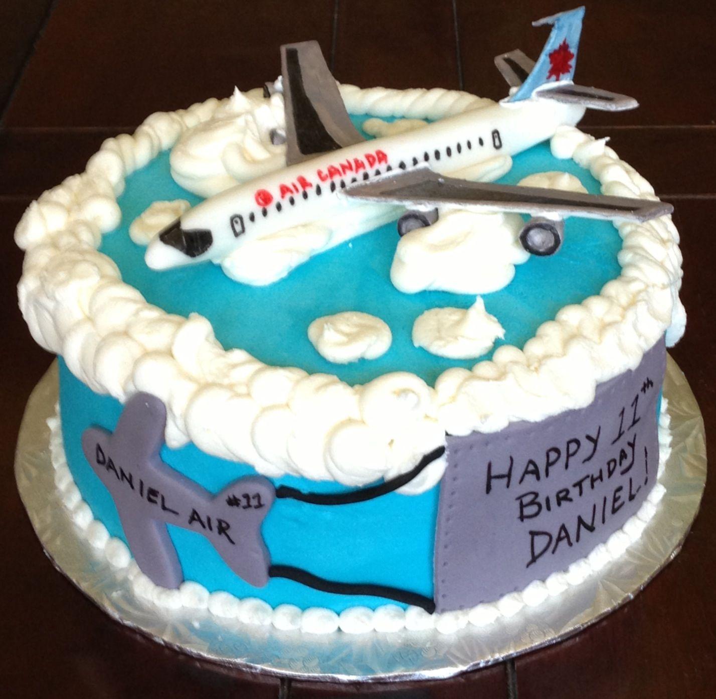Canada S Birthday Cake