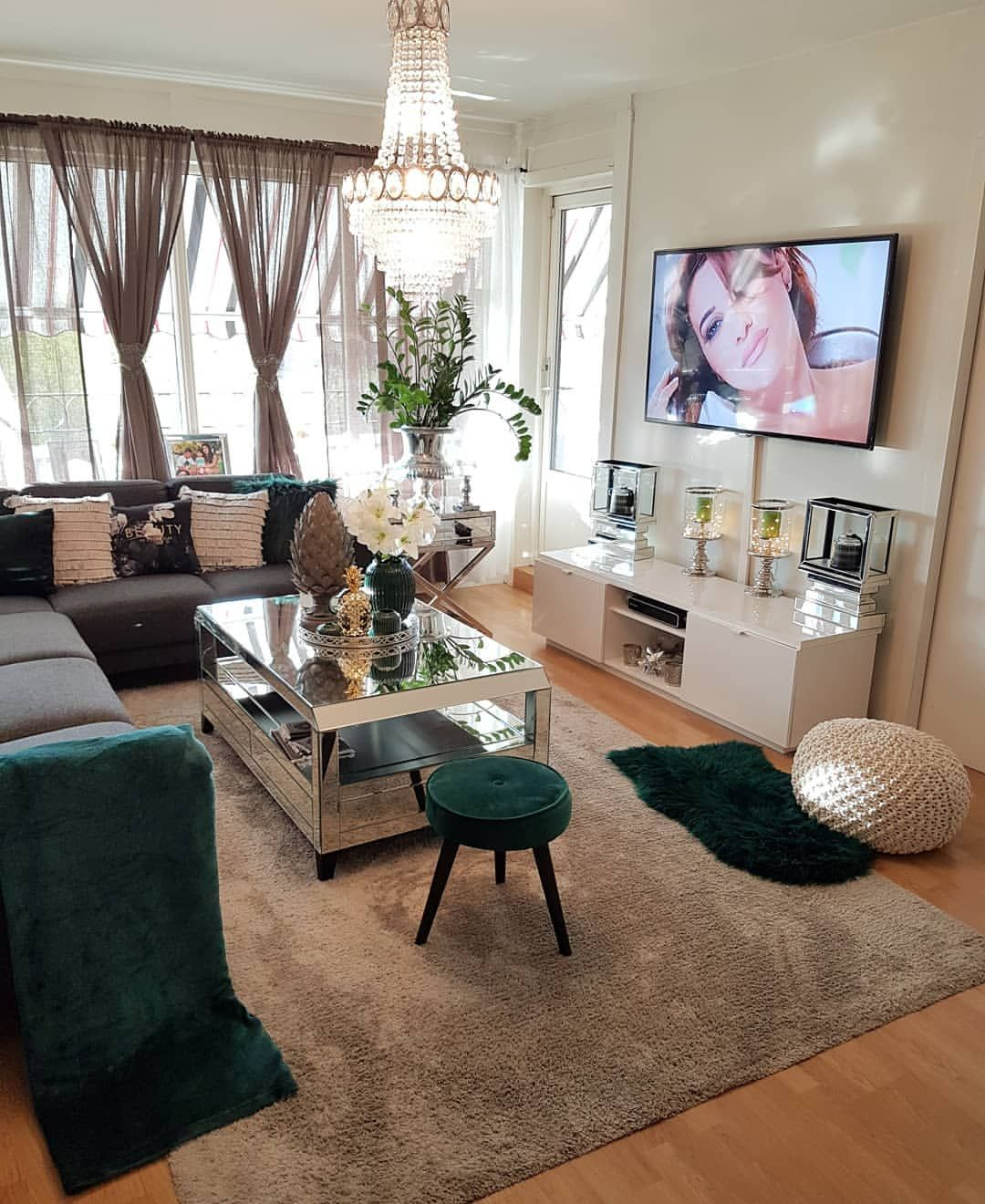 Good Evening My Lovely Followrs Any Changes That Hap Small Apartment Decorating Living Room Apartment Decorating Living Living Room Decor Apartment Home decor ideas living room apartment