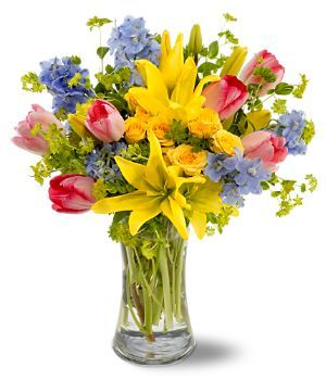 Spring flower arrangements google search flowers and wreaths spring flower arrangements google search mightylinksfo