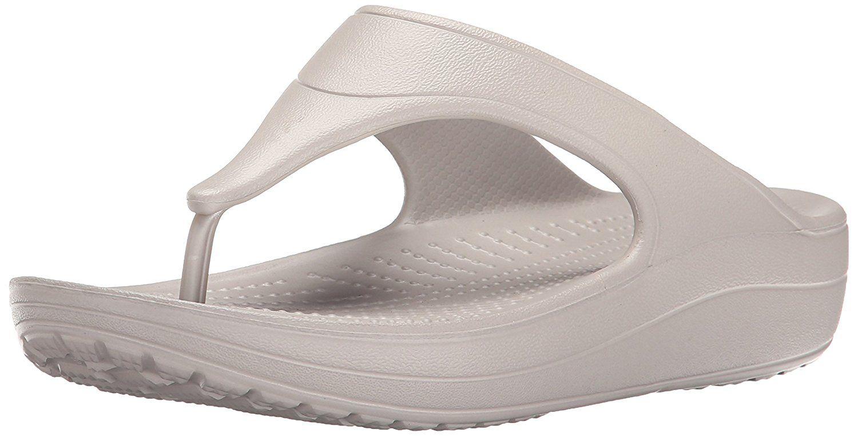 platform crocs review
