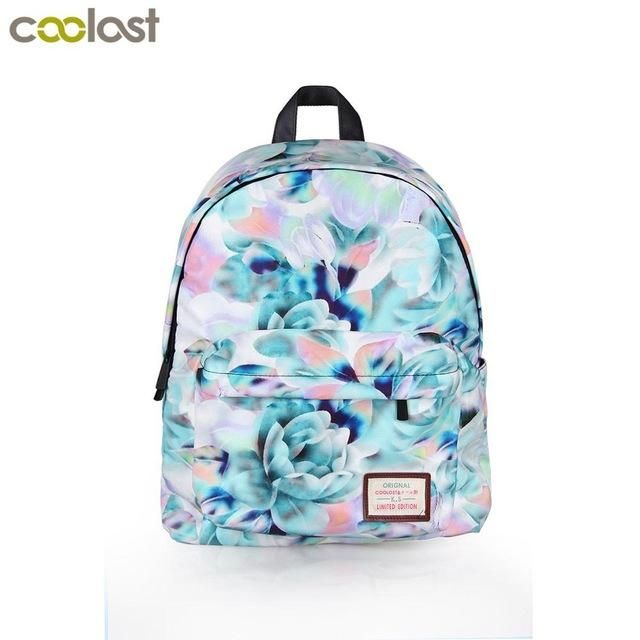 0b158f11482b Cartoon Animal Unicorn Panda Backpack For Teenage Girls Children School  Bags Kids Bookbag Cute Rainbow Horse School Backpack Bag