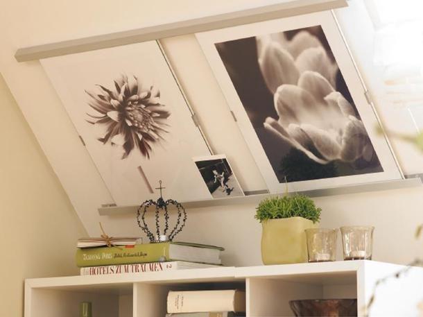 Wohnzimmer mit Dachschrägen gestalten Room goals and Room