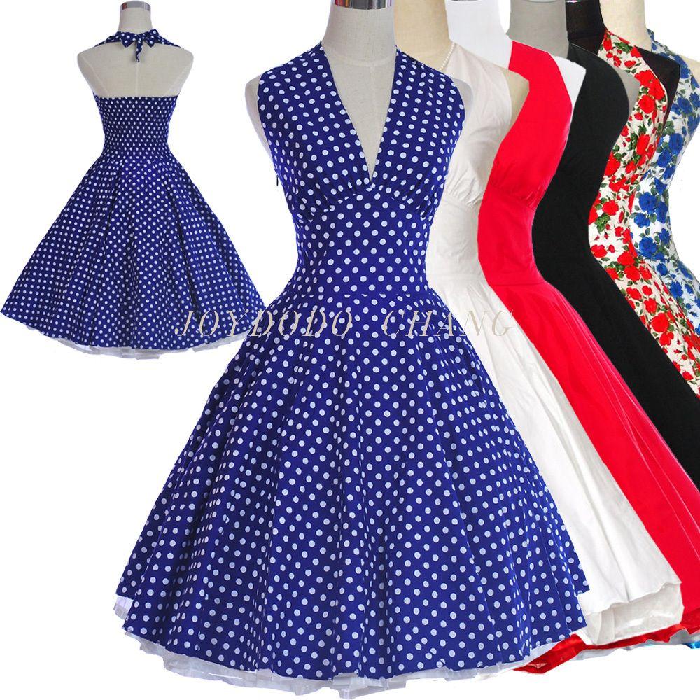 modelos de vestidos de los años 50 - Buscar con Google | vestidos ...