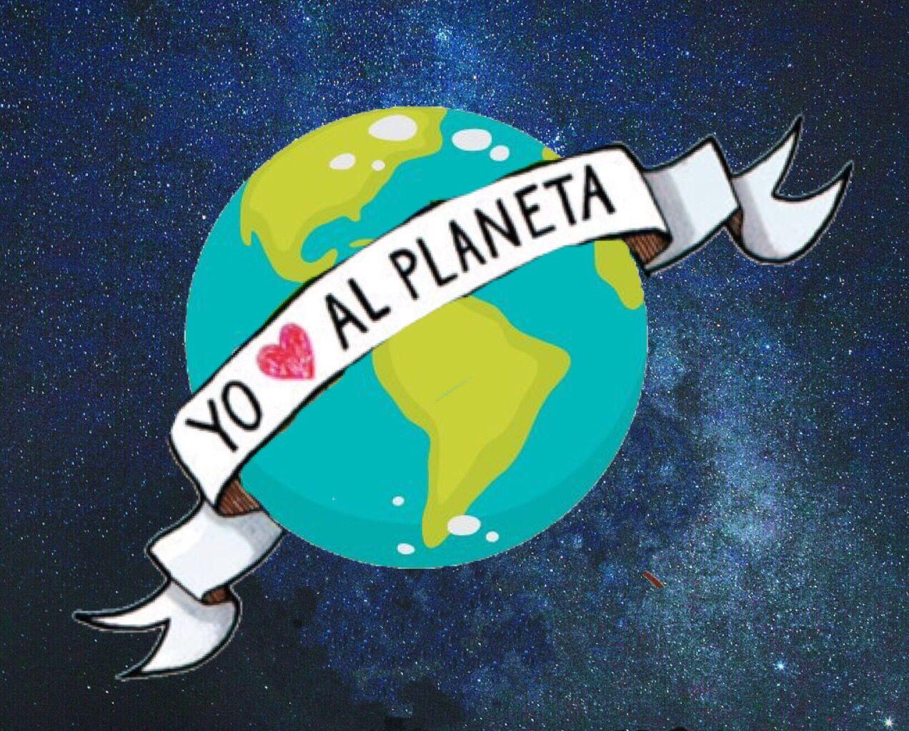 7 Yo Amo Al Planeta Gaea Enamel Pins Clean Up