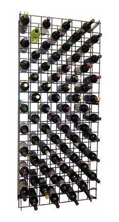 Metal Large Wine Rack