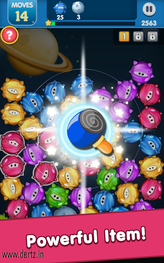Download Pokki pop Link puzzle full version from Dertz