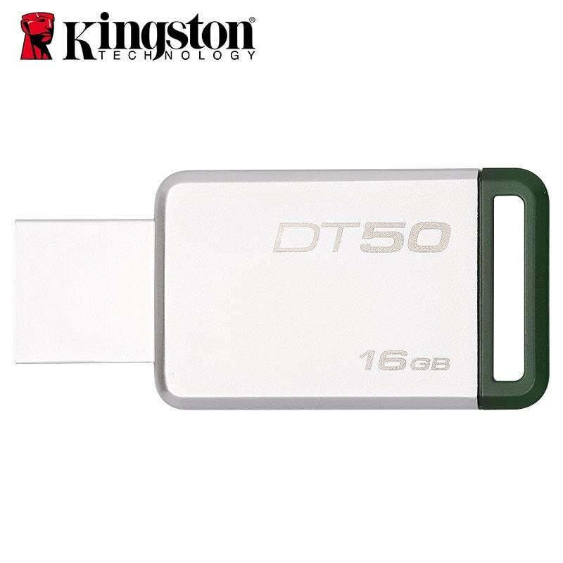 KINGSTON DataTraveler High Speed USB 3.0 Flash Drive 64GB 16GB 32GB 128GB