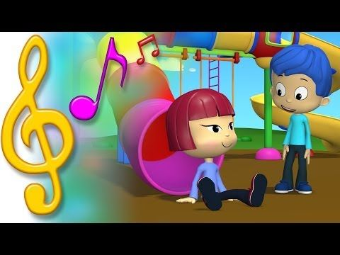 Lets Go To The Playground An Original 3D Animated Sing Along Song For