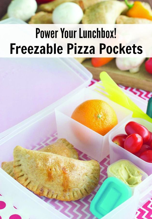 Freezable lunch pizza pockets recipe pizza pockets pizzas and freezable lunch pizza pockets forumfinder Choice Image