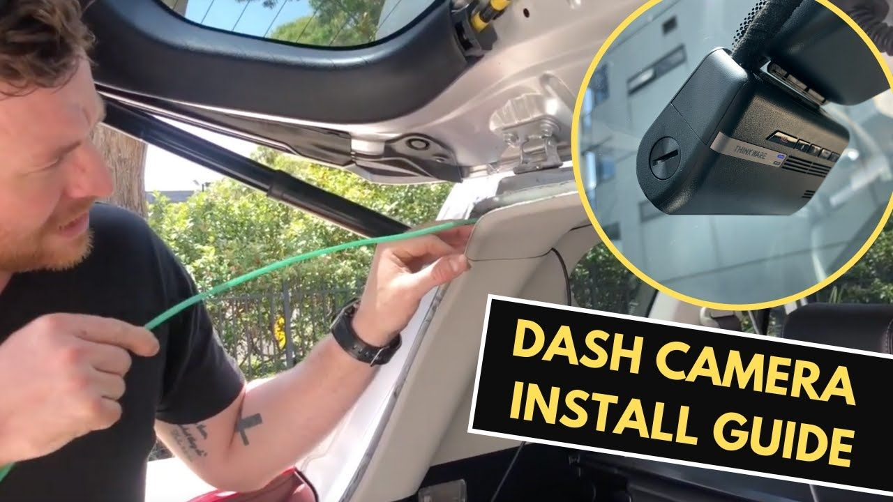 How To Install a Dash Camera, Tips & Tricks on Hardwiring