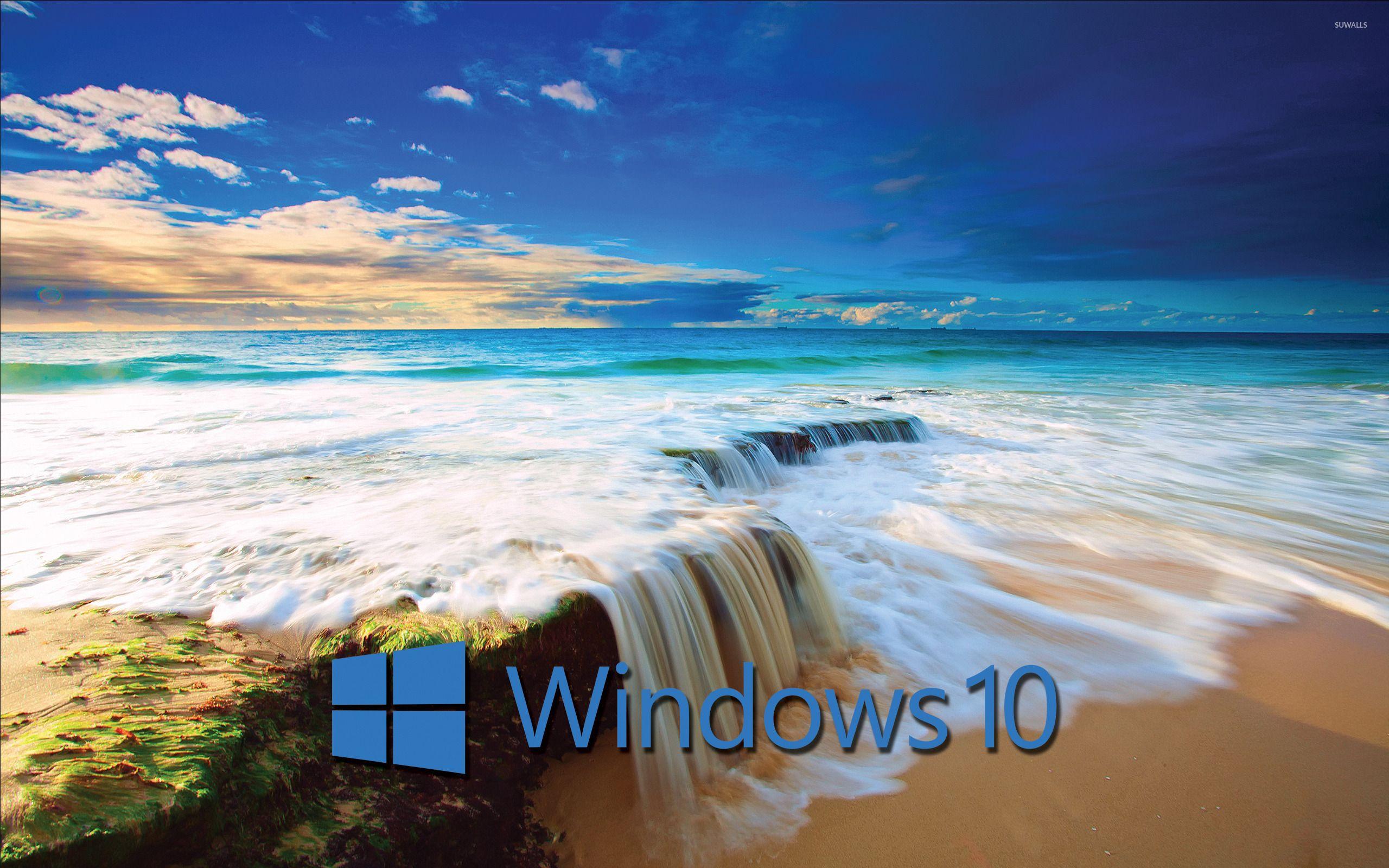 Windows 10 Wallpaper Beach Mywallpapers Site Beautiful Wallpaper Images Summer Beach Wallpaper Beach Wallpaper
