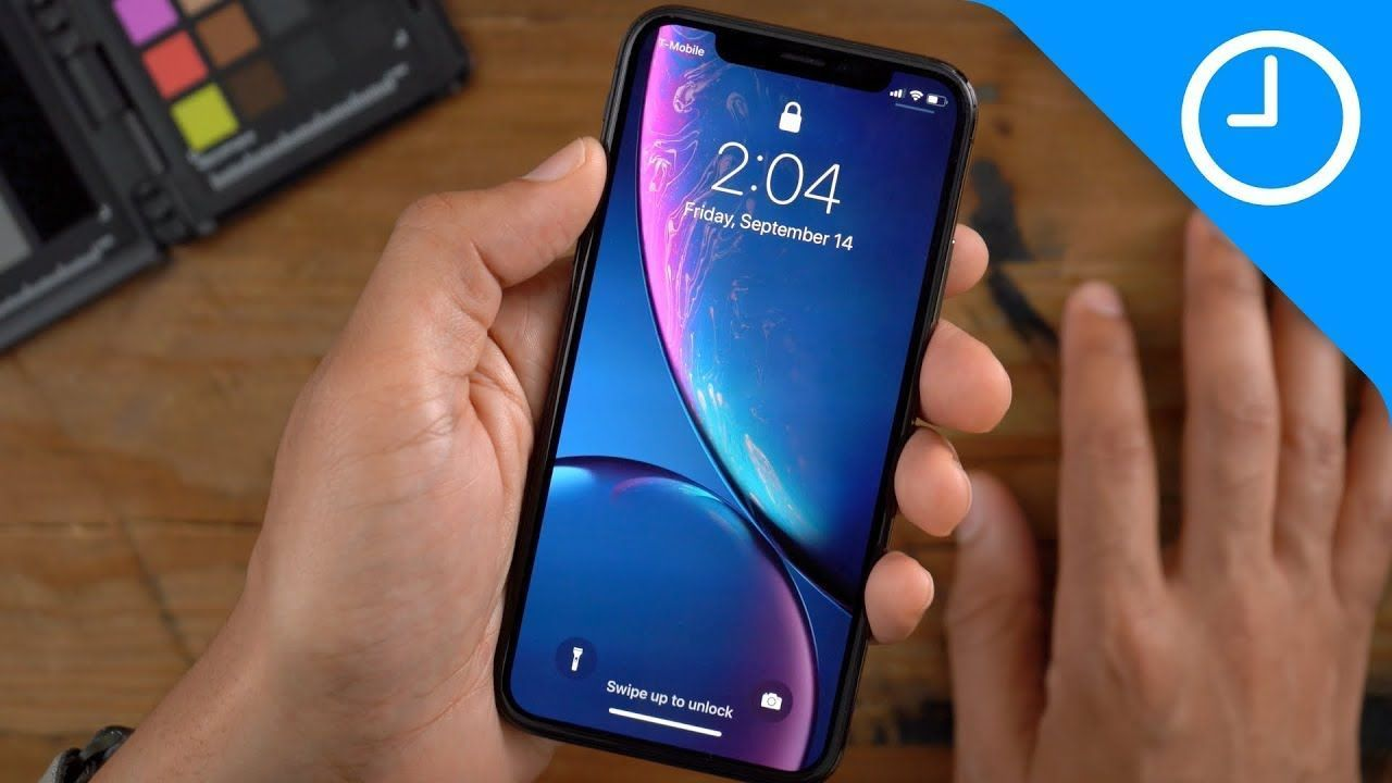 The Iphone Xr Wallpaper Is Featured Under The Technology