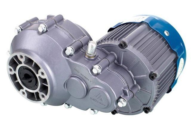 750 w Dc 48 v motor sin escobillas, motor de la bicicleta eléctrica, BLDC, diferencial de engranaje del motor, BM1814W-12B