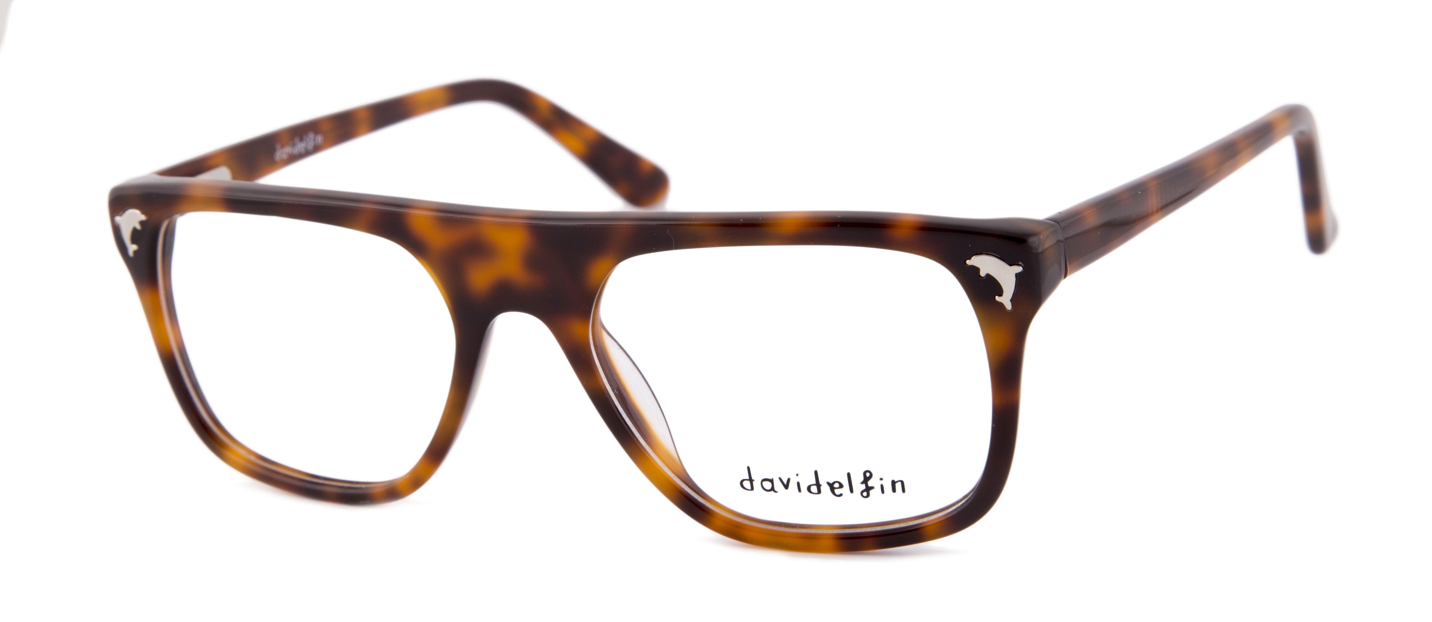 Gafas diseñadas por Davidelfin para Opticalia. Montura de pasta en ...