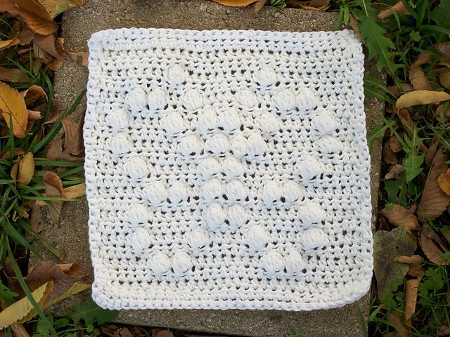 Ravelry: Butterfly Crochet Dishcloth pattern by Renae Hopkins ...