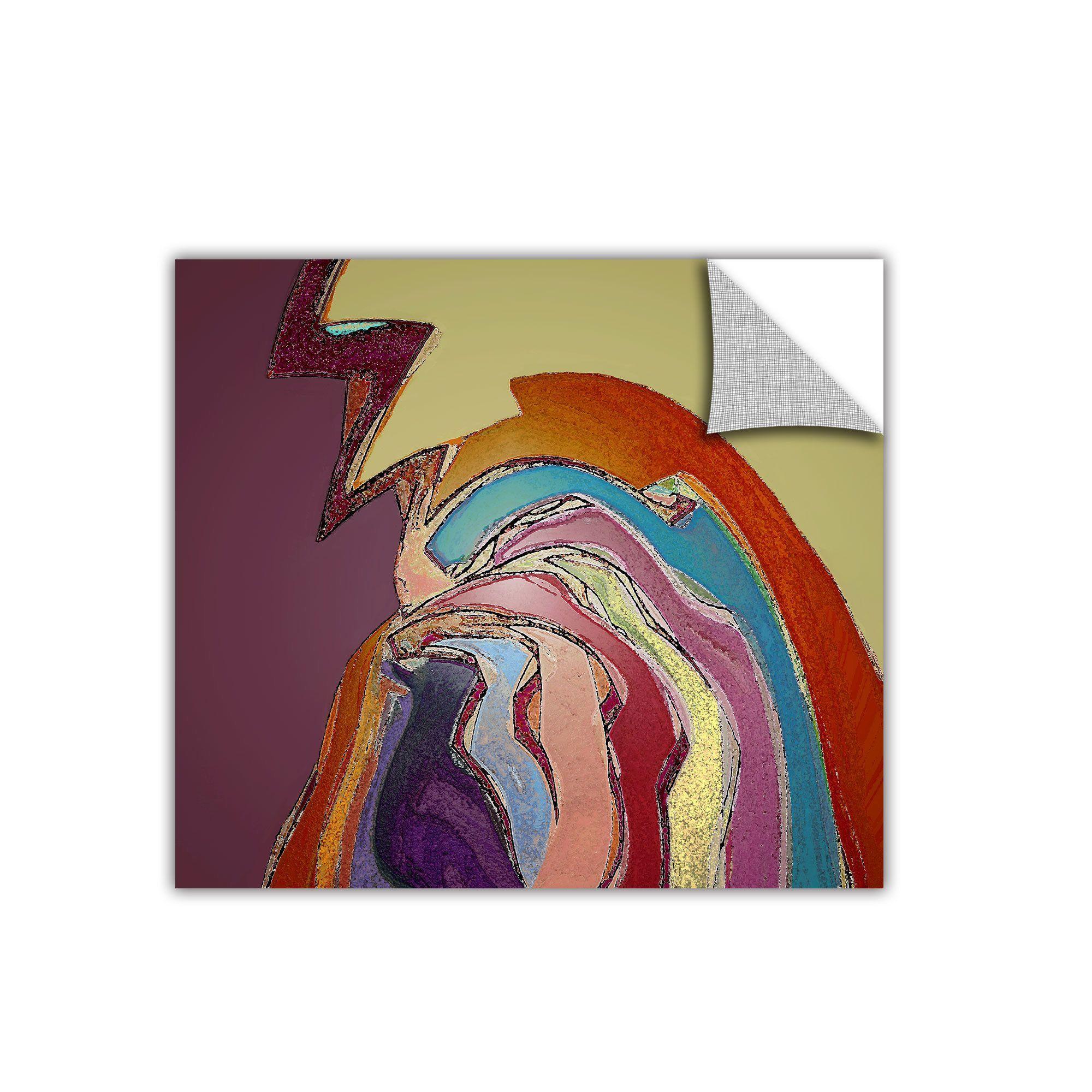 Removable wall art graphic - Artwall Dean Uhlinger Bandada Flock Art Appeelz Removable Wall Art Graphic