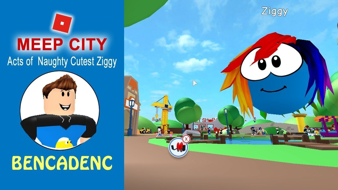 Roblox Meepcity Race Battle