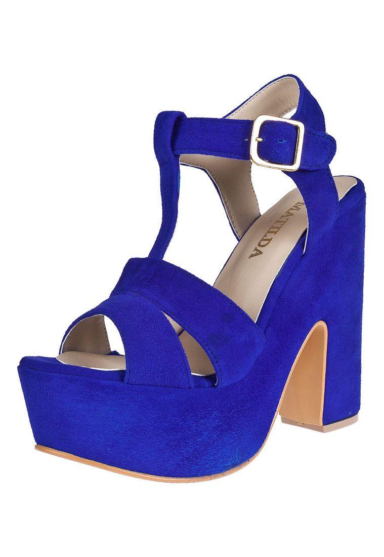 f5a7006dc1c Sandalia Azul Matilda - Comprá Ahora