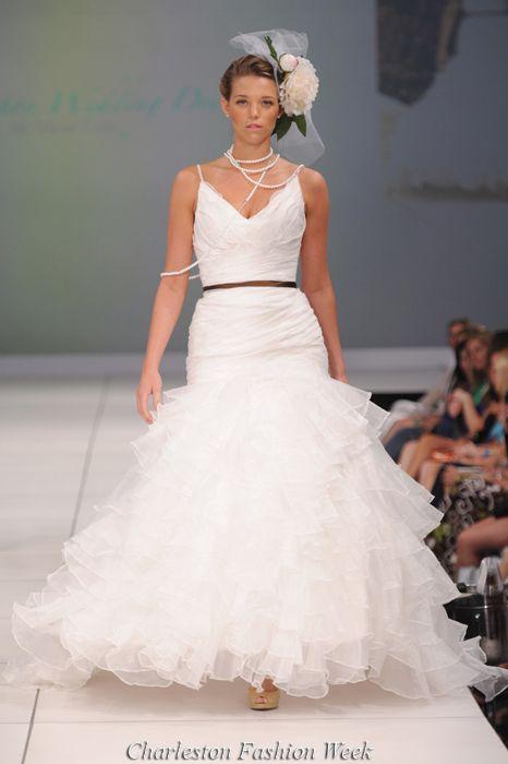 Cfw 11 Wedding Collection By Alena Fede Www Alenafedefashion Com Charleston Wedding Dress Wedding Dresses Designer Wedding Dresses