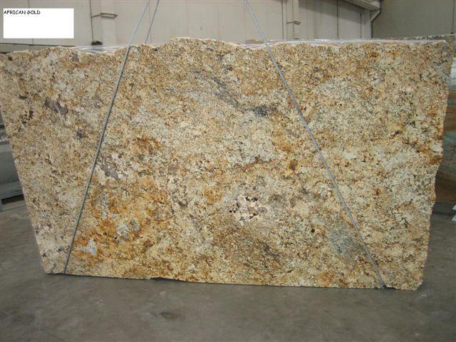 African Gold Granite Countertop Granite Countertops Granite Countertops