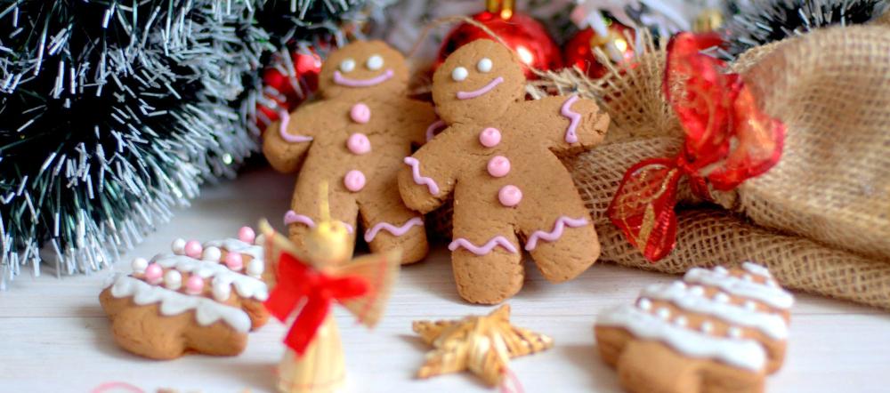 Рождественские пряники - пошаговый рецепт с фото   Пряник ...