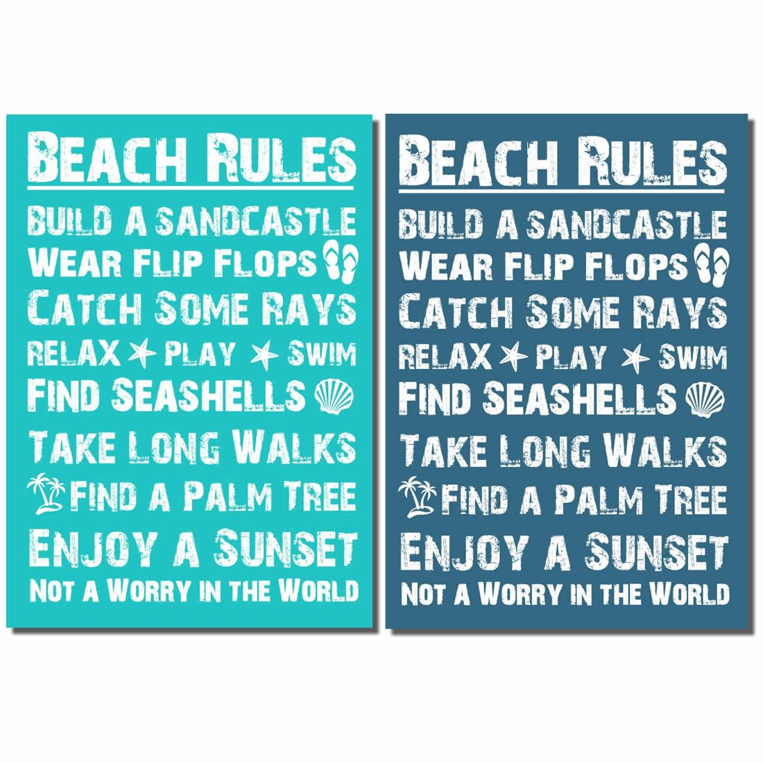 Just For The Beach Beach Rules Sign Not Just For The Beach House Beach Signs