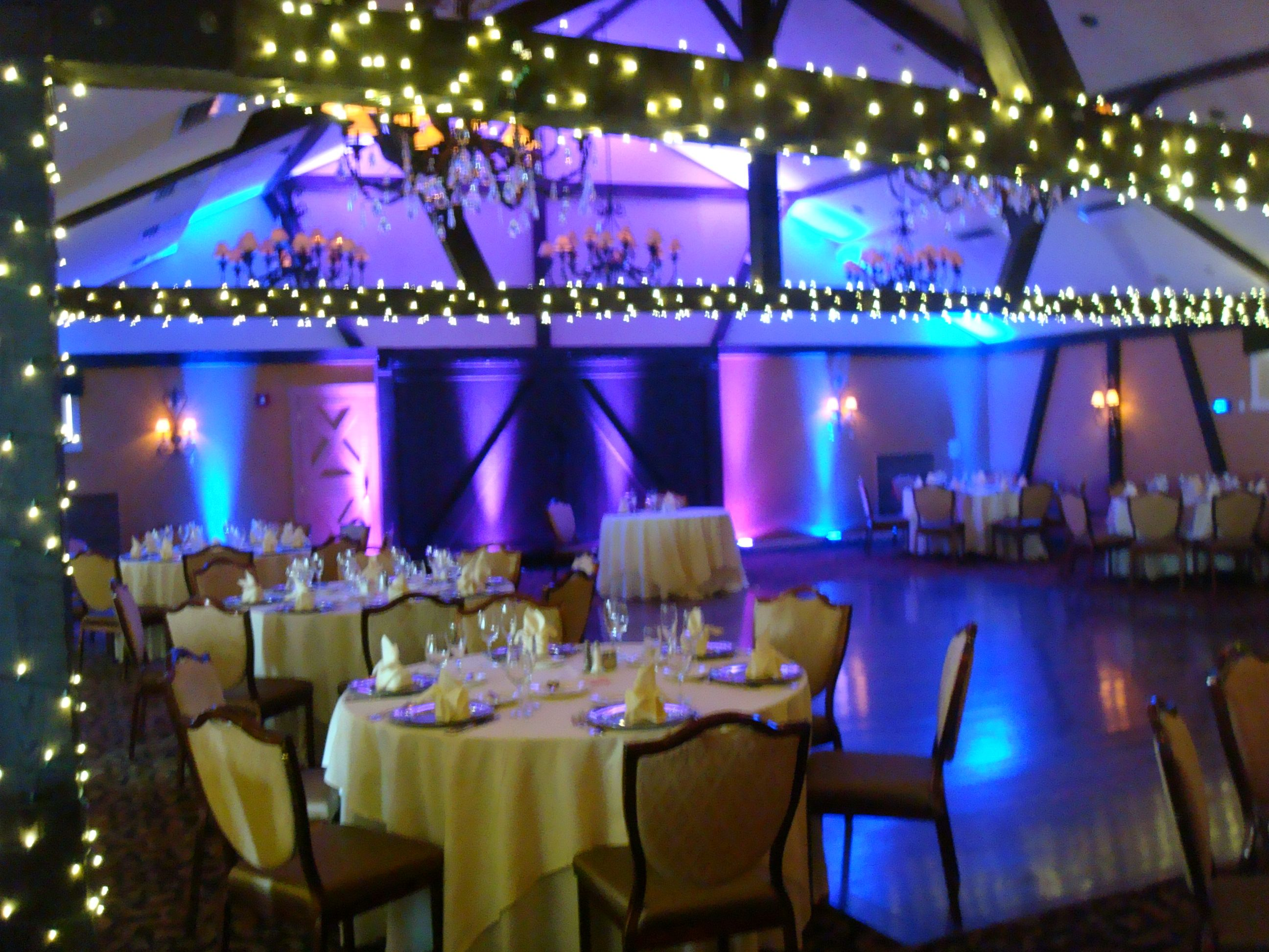 platinum djs normandy farm wedding reception
