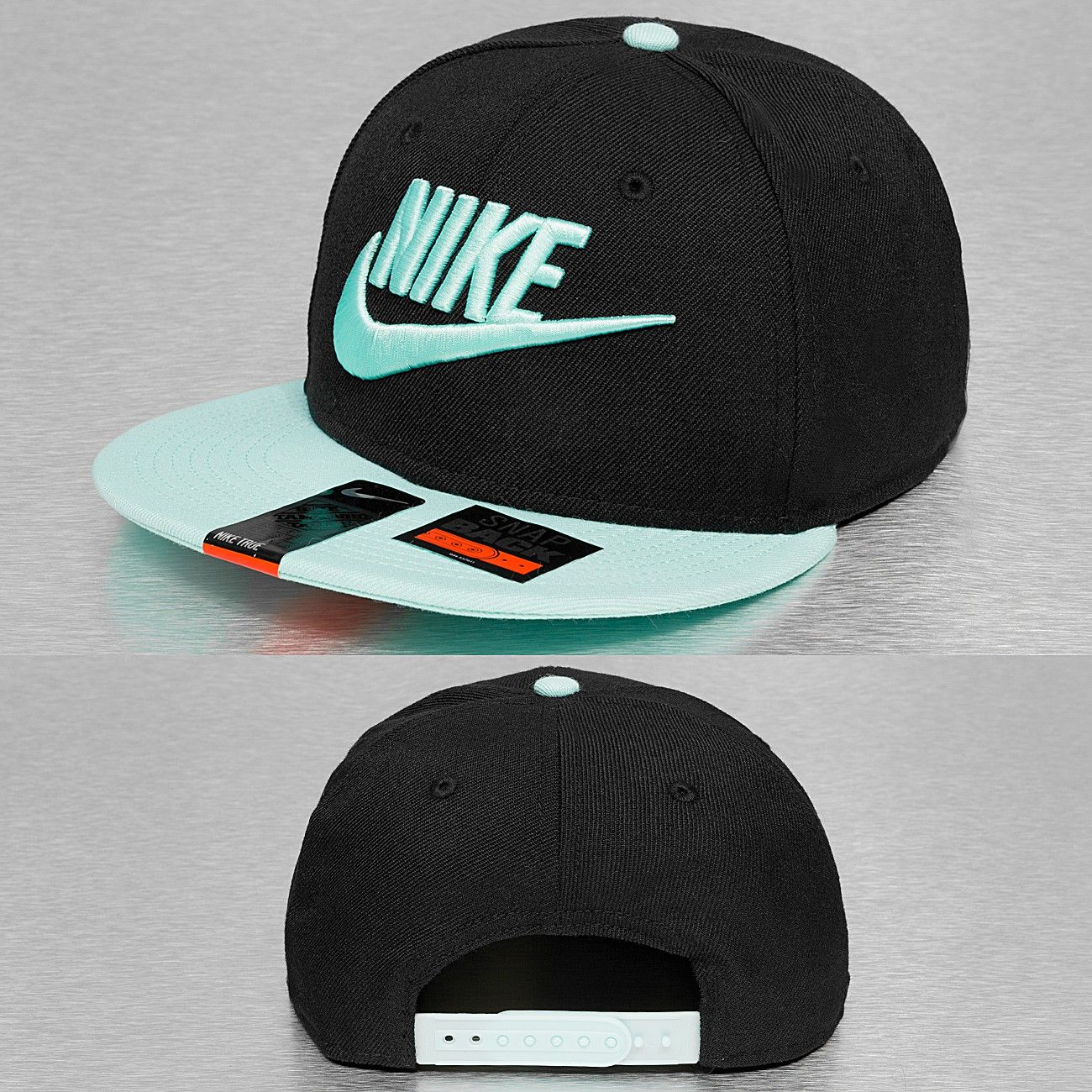 Nike Gorra Snapback negro Nike Gorras ca653749fe3