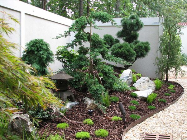 Small Scale Japanese Garden | Gardens, Home Design And Small