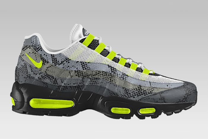 sale retailer 4a1c2 fef6c Nike Air Max 95 iD Is Now Available In