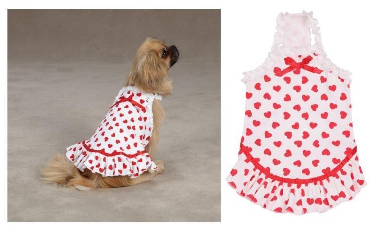 Dog Dresses Patterns Free   Beaded Rose Pattern Christmas Stocking Patterns Sewing >>