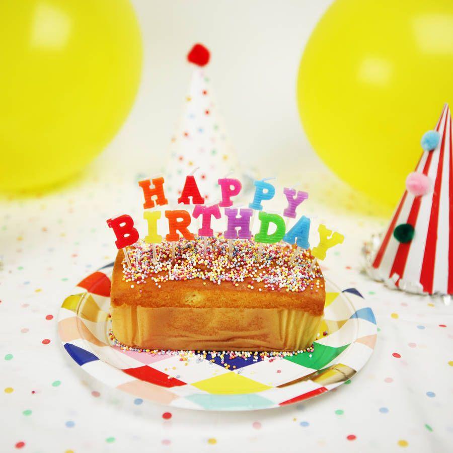 Happy Birthday Cake Candles Big birthday cake Birthday cakes and
