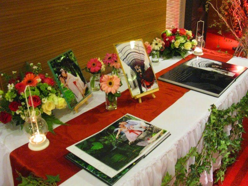 Wedding Registration Table Ideas