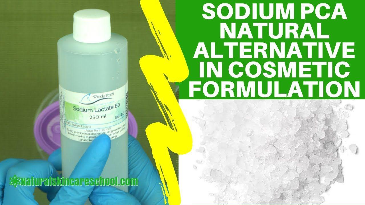 Sodium Pca Natural Alternative Substitute In Organic Skin Care Formula Organic Skin Care In Cosmetics Natural Alternative