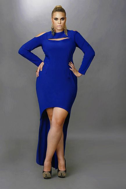 Sexy dresses for curvy women