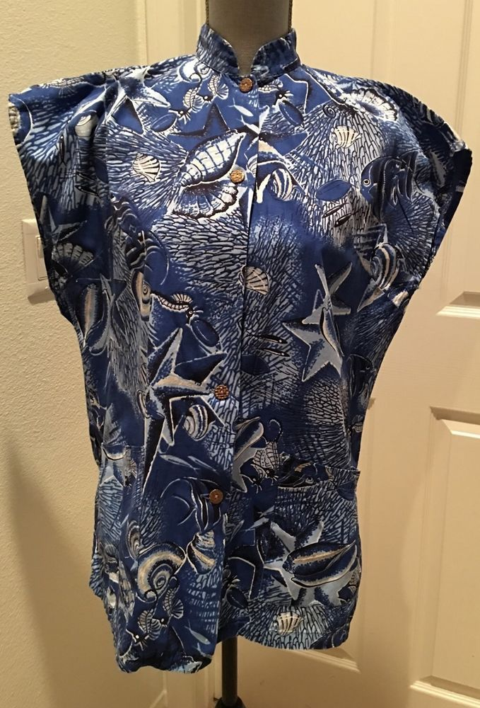 ALFRED SHAHEEN VINTAGE BLOUSE