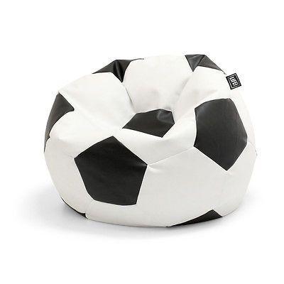 New Life Bean Bags New Soccer Ball Bean Bag Soccer Room Soccer Room Decor Soccer Ball