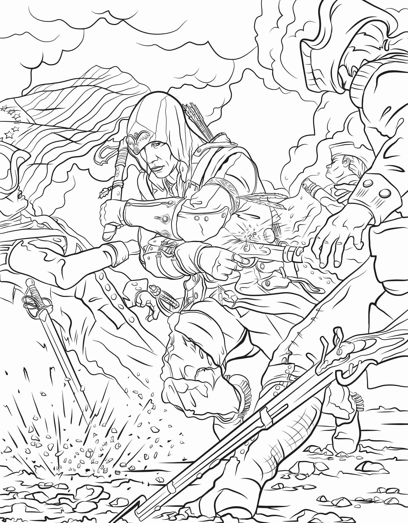 Assassin 039 S Creed Coloring Book Lovely 25 Cool Witcher Coloring Book Coloring Books Anatomy Coloring Book Book Dragon