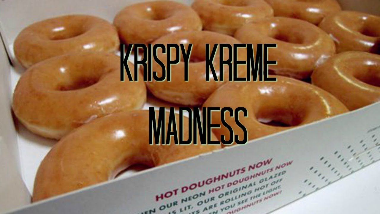 Krispy Kreme Madness