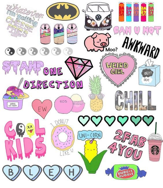 Overlays Transparent Tumblr Buscar Con Google Tumblr Png Tumblr Stickers Word Collage