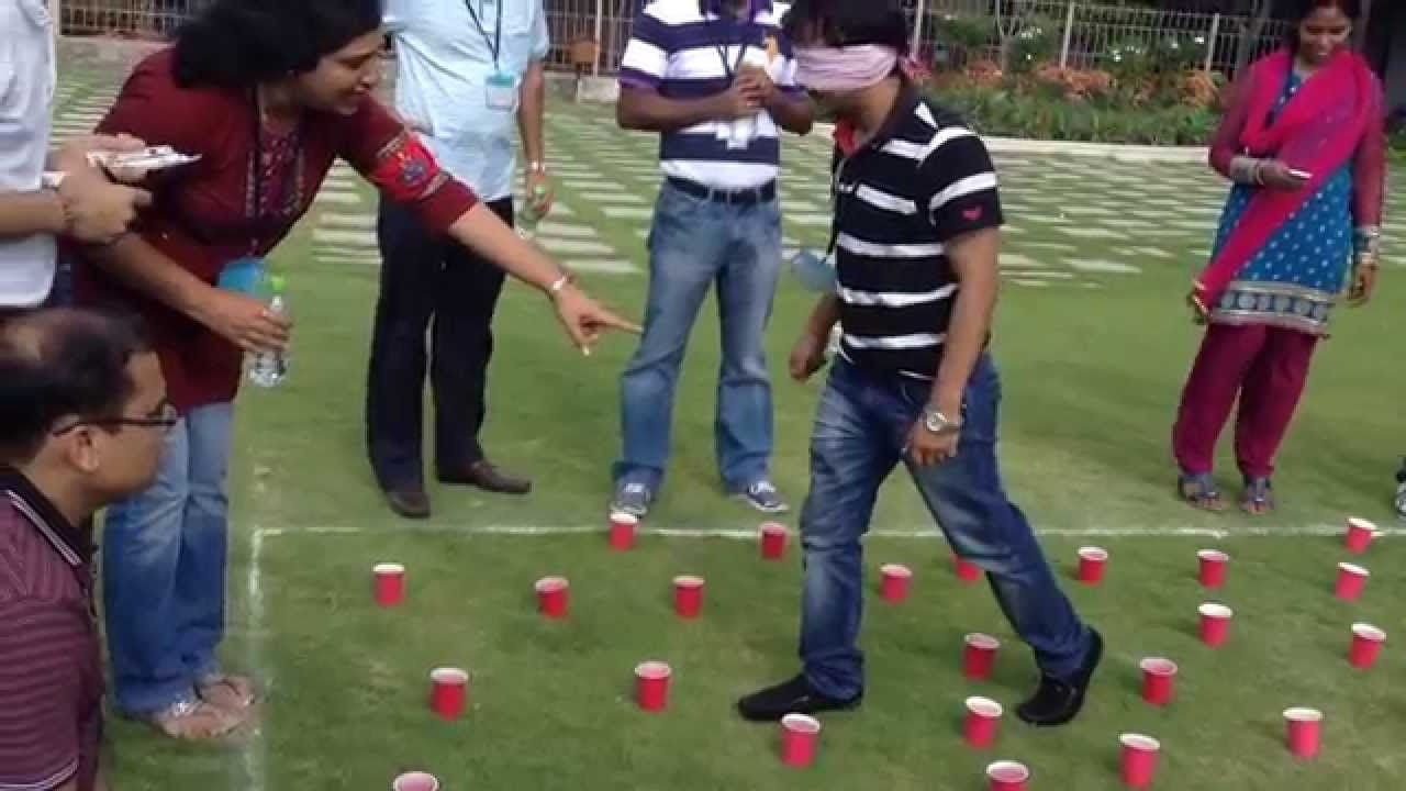 team building activities hyderabad blind fold pinterest spiele gruppenspiele. Black Bedroom Furniture Sets. Home Design Ideas