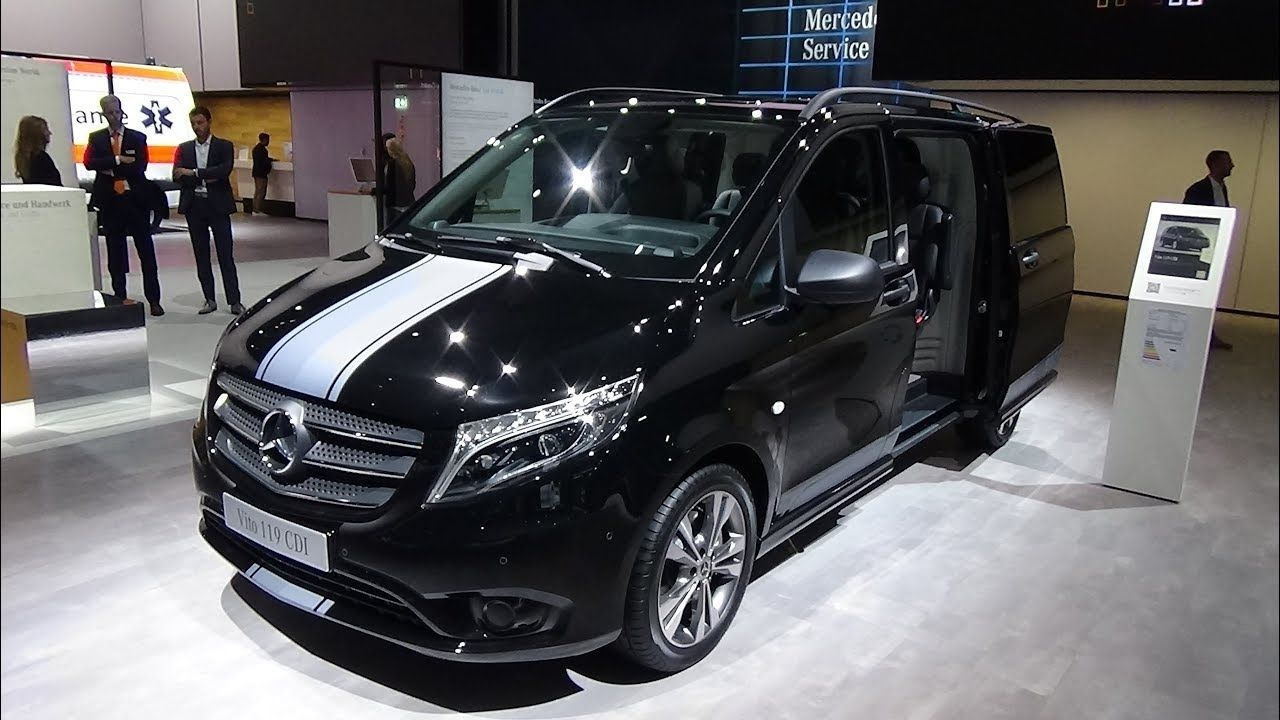 The 2020 Mercedes Vito 111 Cdi Review Specs And Review Mercedes Benz Vito Mercedes Benz Benz