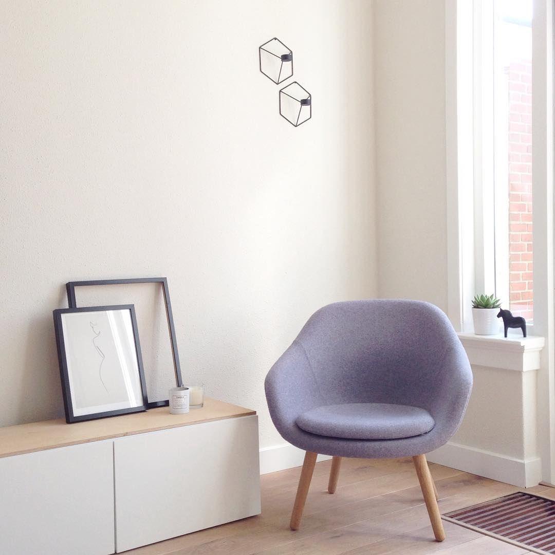 Via Lieke Bessems | HAY About a Lounge Chair | Menu Point of View ...